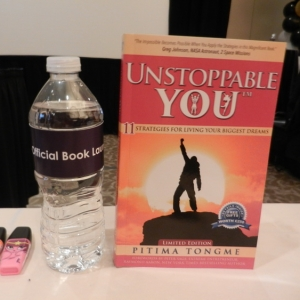 Unstoppable You North America Launch